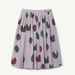 Jellyfish Skirt (purple apple)