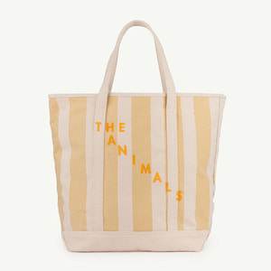 Tote Bag (raw white)