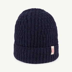 Pony Hat (deep blue)