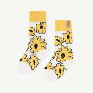 Snail Socks (yellow)