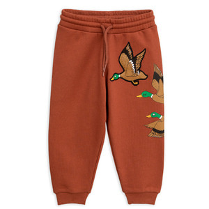 Duck Sweatpants (brown)