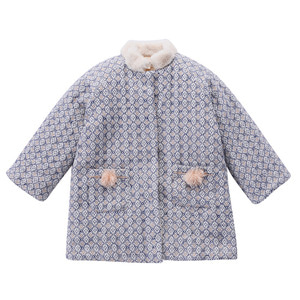 Coat Sinos (blue sparkle)