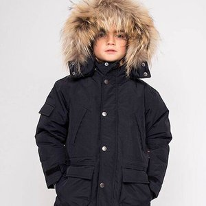 Eskimo Down Jacket #302 Black