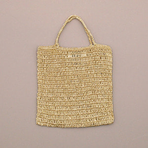 Gold mini Bag