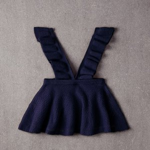(10월말배송) Ivy Dress (midnight blue)