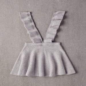 (10월말배송) Ivy Dress (heather gray)