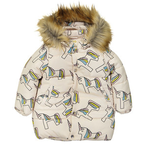 Winter Coat (unicorns)