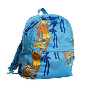 Monkey Lightweight Backpack (blue)