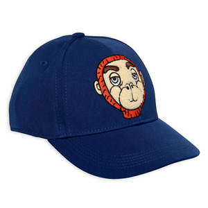 Monkey Cap (blue)