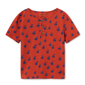 Apples Buttons Tshirt #24