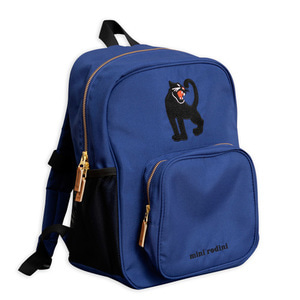 Panther School Bag (blue)
