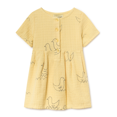 Geese Baby Dress #212