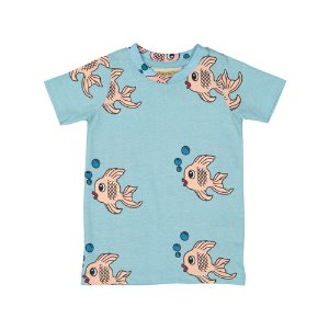 Tshirt (blue fish)
