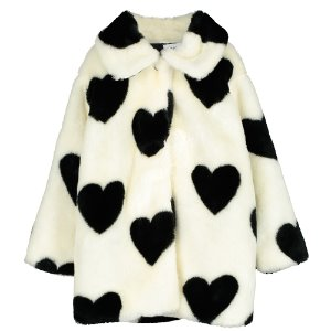 Fur Jacket (heart)