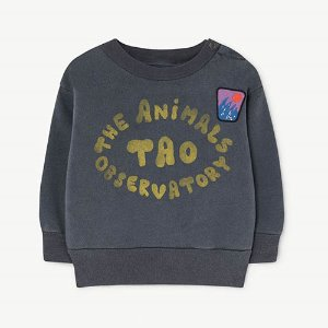Bear Baby Sweatshirt 984_181 (blue animal)