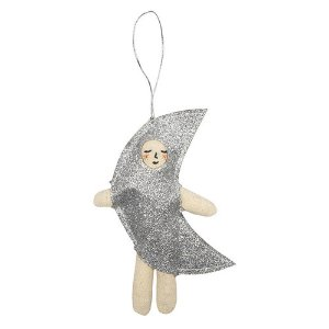 Moon Dress Up Ornament