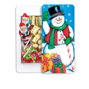 See's Candy Sweet Snowman Box