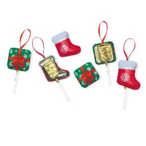See's Candy Christmas Lollypops