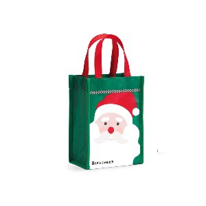 See's Candy Santa Treatbag