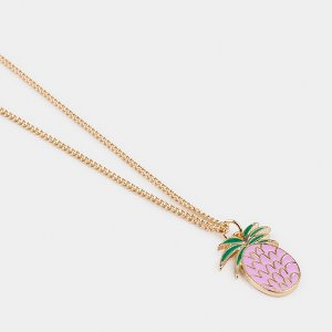 Necklace Pineapple #1047