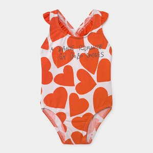 Baby Swimsuit Heart #104