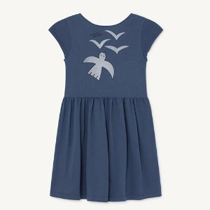 Butterfly Dress 1129_161 (blue bird)