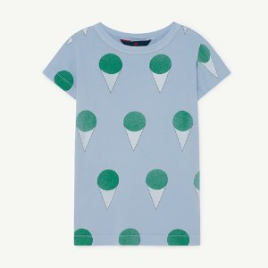 Hippo Tshirt 1134_022 (blue icecream)