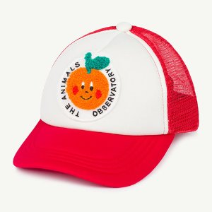 Hamster Orange Cap 1249_099 (red)