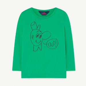 Deer Swim Tshirt 1271_188 (green oui)