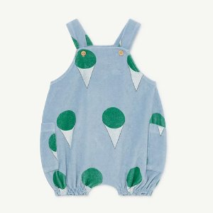 Boar Baby Dungaree 1240_022 (blue icecream)
