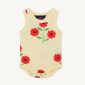 Turtle Baby Body 1229_081 (yellow flowers)