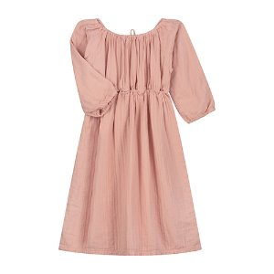Emily Dress (dusty pink)