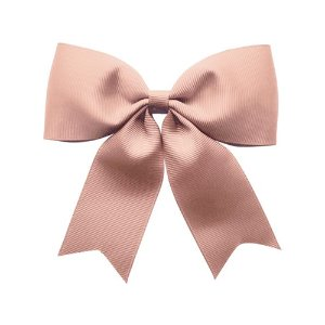 XL Bowtie Bow Antique Mauve