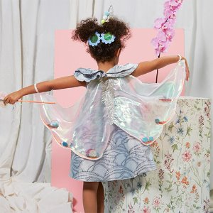 Sequin Butterfly Wing Dress Up