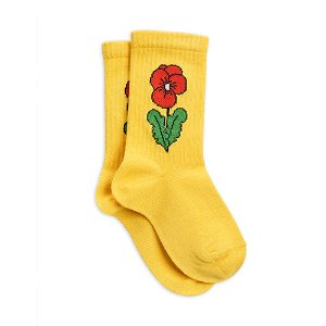 Viola Socks (yellow)