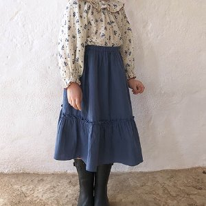 Dana Skirt #82 (deep sea)