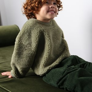 Teddy Oversized Sweater #366