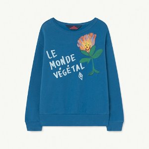 Bear Sweatshirt 20009_088 (blue le monde)