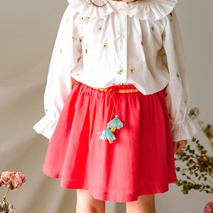 Beverley Skirt (strawberry)