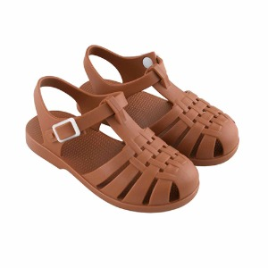 Jelly Sandal #418 nut brown