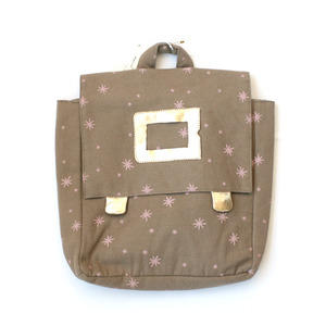 April showers Calypso bag (pink star)