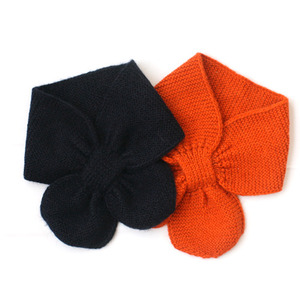Makie Neck Scarf-baby alpaca (2colors)