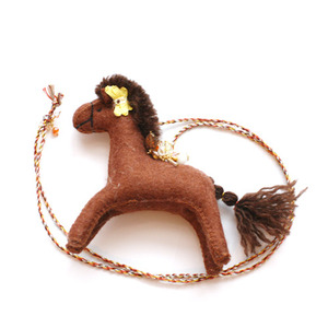 Mathilde de turckheim Horse Necklace