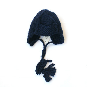 April showers Davis Wool hat (navy)