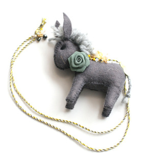 Mathilde de turckheim Donkey Necklace