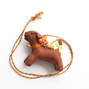Mathilde de turckheim Doggy Necklace
