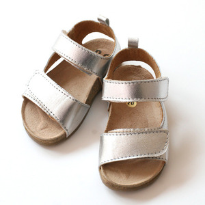 Pepe Summer sandal in Silver (00972)