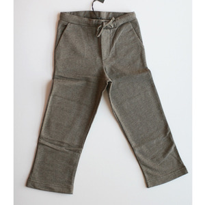 We were small Plom pants (gray)