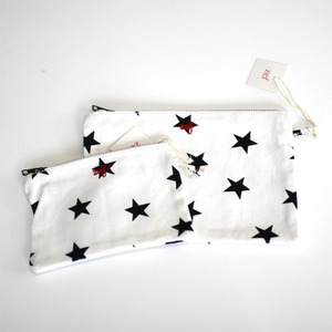 Zef Star pouch (2 sizes)