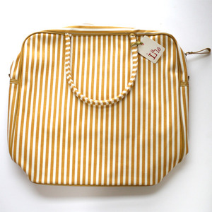Lale Ted bag (yellow stripe)